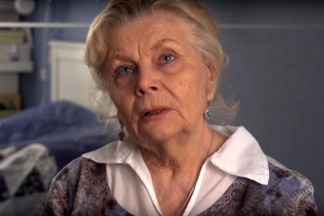 Нина Корниенко в 2018 году