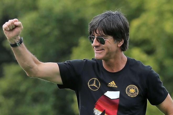 Йоахим Лёв - тренер сборной Германии