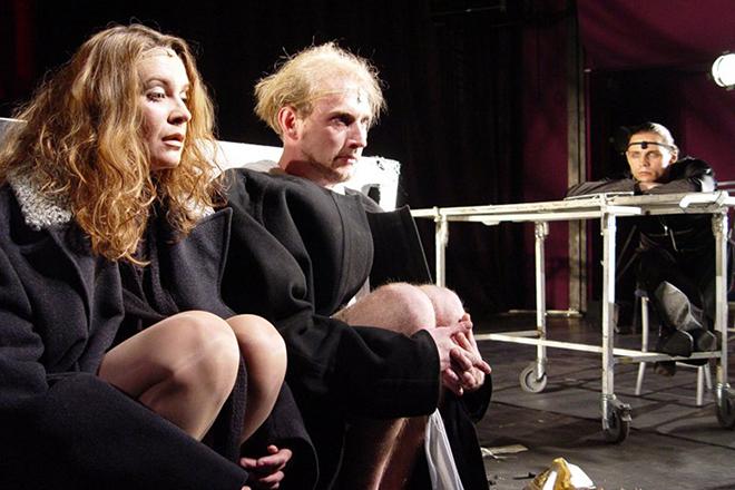 Ирина Метлицкая на сцене