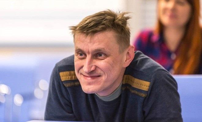 Дмитрий Никулин