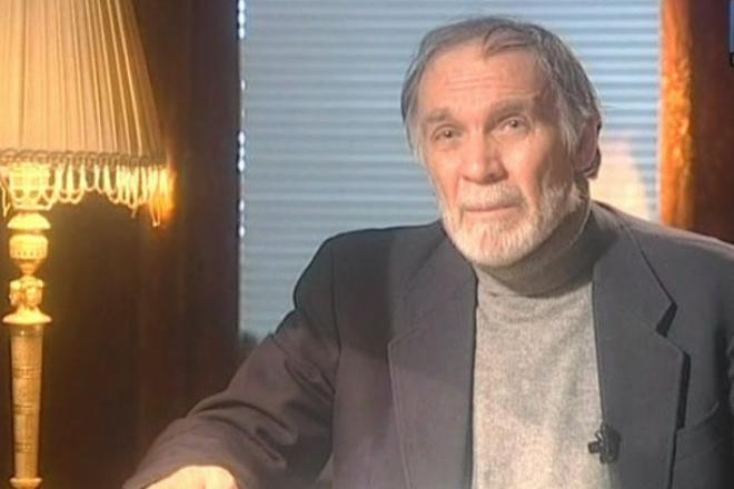 Актер Владимир Заманский