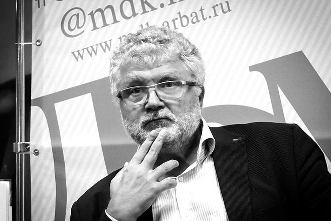 Юрий Поляков в 2017 году