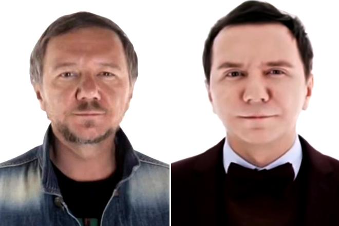 Михаил Гребенщиков до и после пластики