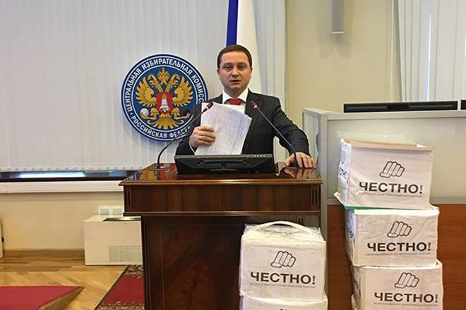 Роман Худяков в 2018 году