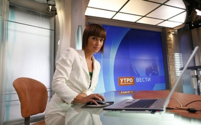Ирина Муромцева в программе «Вести»