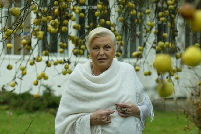 Актриса Вия Артмане