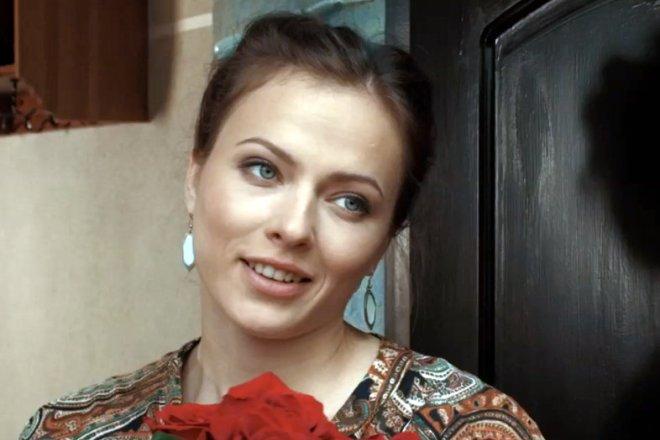 Вера Шпак в фильме «Неразрезанные страницы»