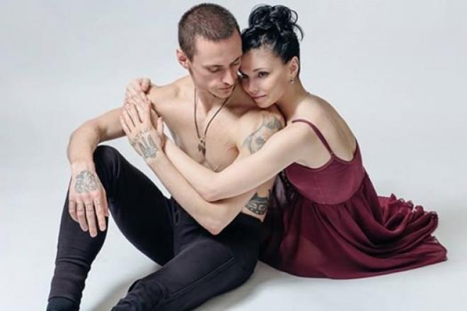 Сергей Полунин и Наталья Осипова