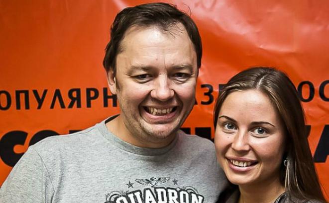 Сергей Нетиевский и Юлия Михалкова