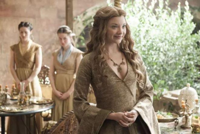 Натали Дормер в сериале «Игра престолов»