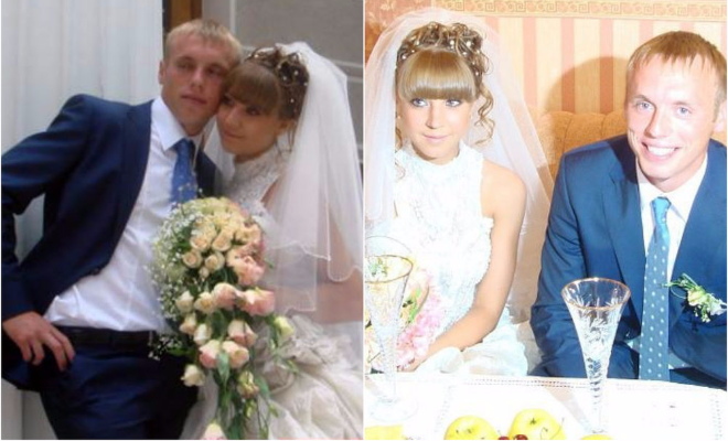 Свадьба футболиста Дениса Глушакова