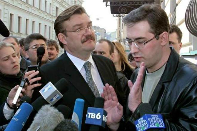 В 2002 году Андрей Норкин ушел с телеканала