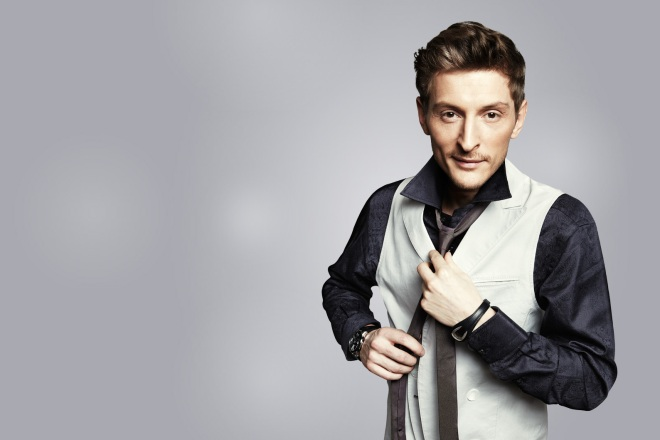 Шоумен Павел Воля