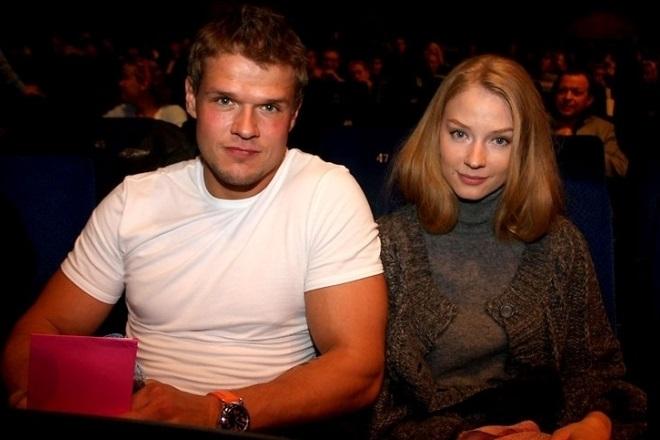 Владимир Яглыч и Светлана Ходченкова