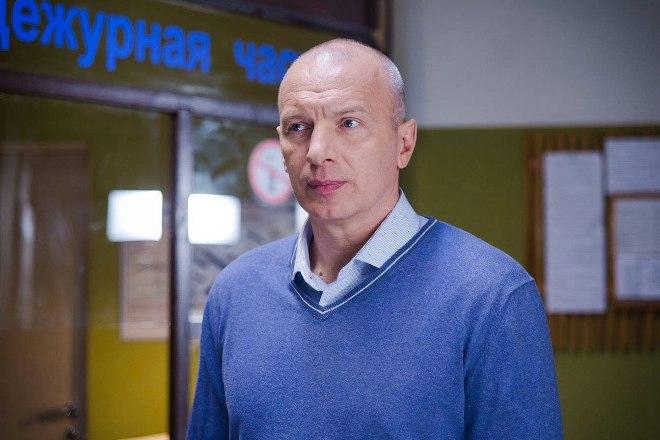 Игорь Сигов в сериале «Хочу быть счастливой»