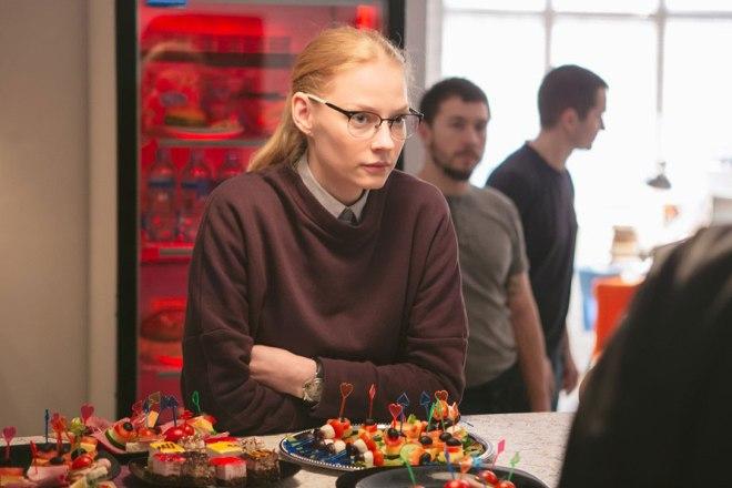 Светлана Ходченкова в сериале «Вы все меня бесите!»