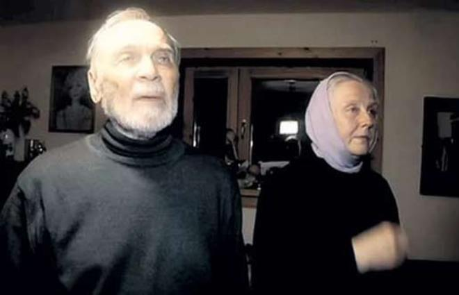 Владимир Заманский и Наталья Климова