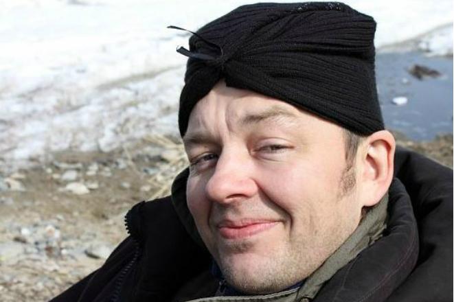 Шоумен и юморист Сергей Нетиевский
