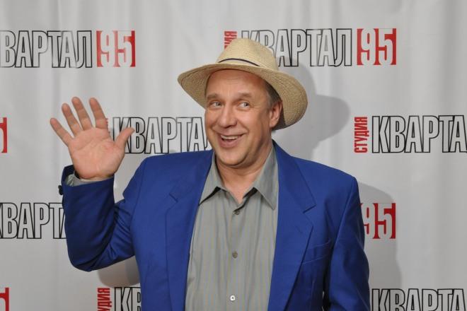 Актер Александр Феклистов