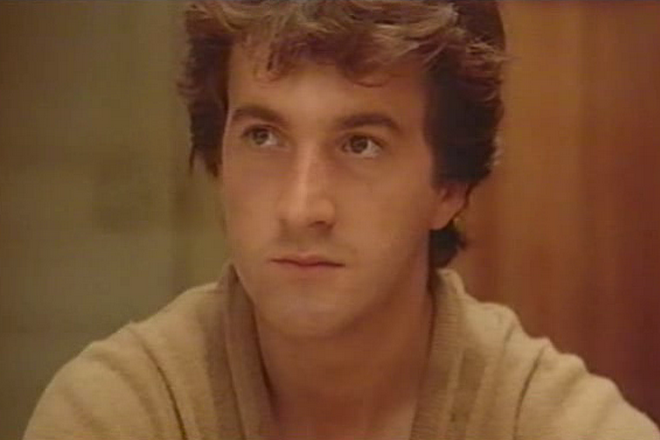 Франсуа Клюзе в молодости
