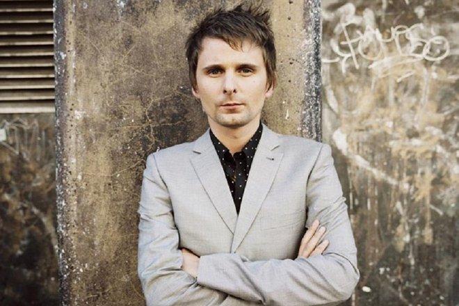 Музыкант Мэттью Беллами