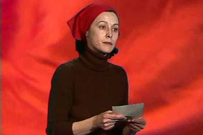 Елена Прудникова в театре