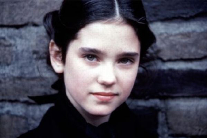 Дженнифер Коннелли в детстве