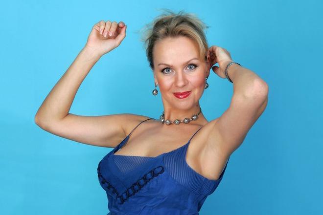Светлана Чуйкина в 2017 году