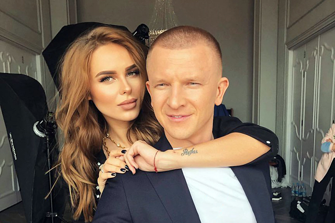 Ханна и ее муж Павел Курьянов