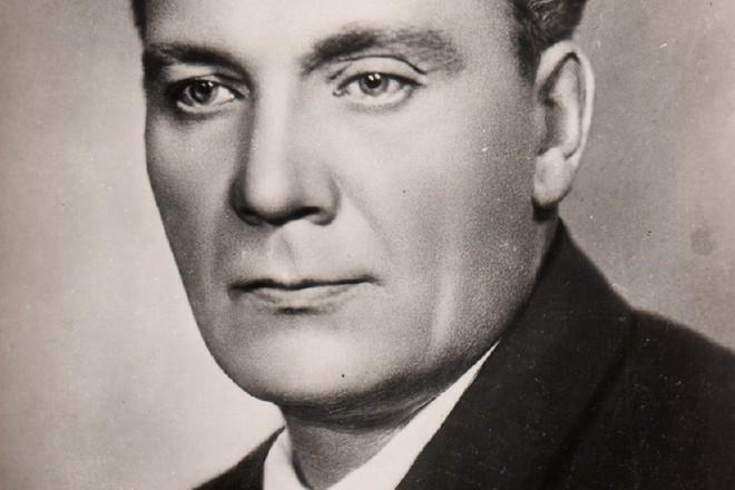 Актер Николай Симонов