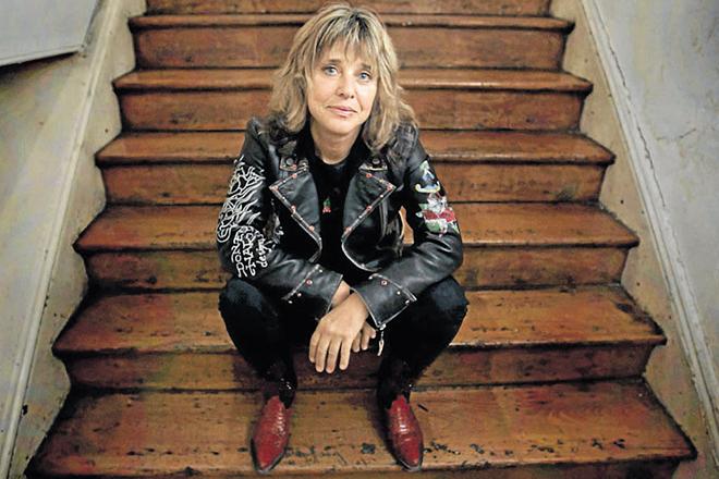 Певица Сьюзи Кватро