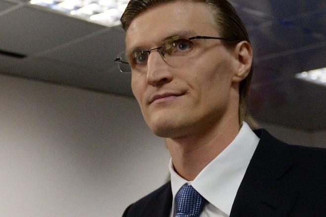 Андрей Кириленко в 2017 году