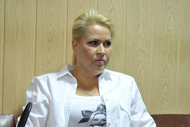 Евгения Васильева была арестована