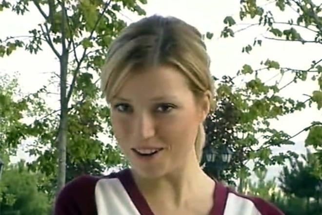 Сельма Эргеч в сериале «Две половины одного яблока»