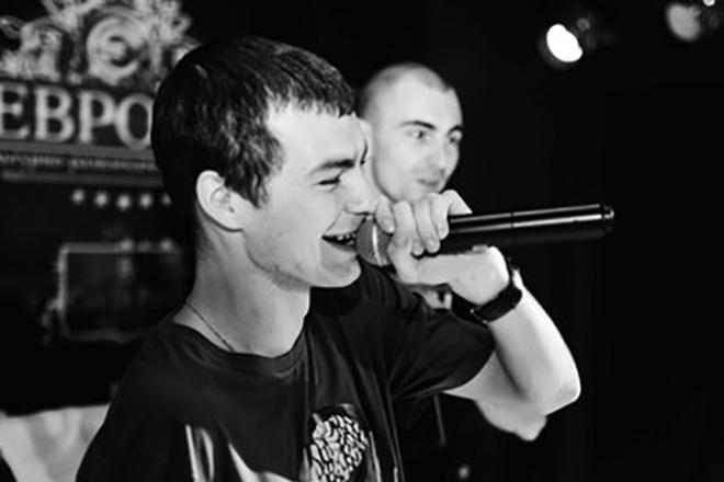 Группа «БратуБрат» на сцене