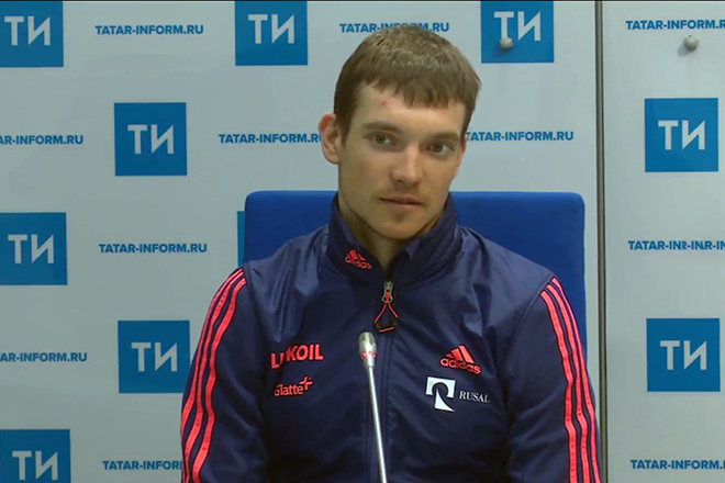 Андрей Ларьков в 2018 году