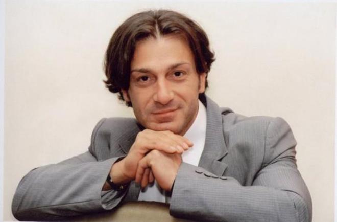 Актер Эвклид Кюрдзидис