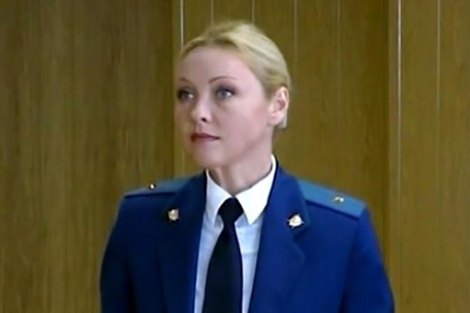 Ксения Энтелис в сериале
