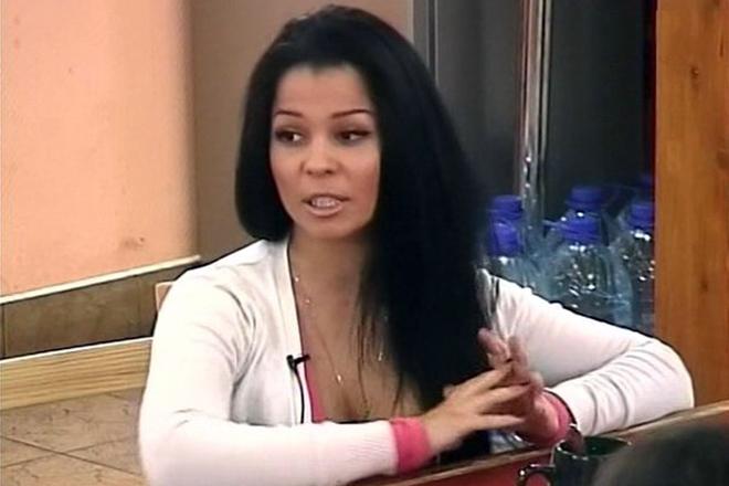 Катя Колисниченко в шоу