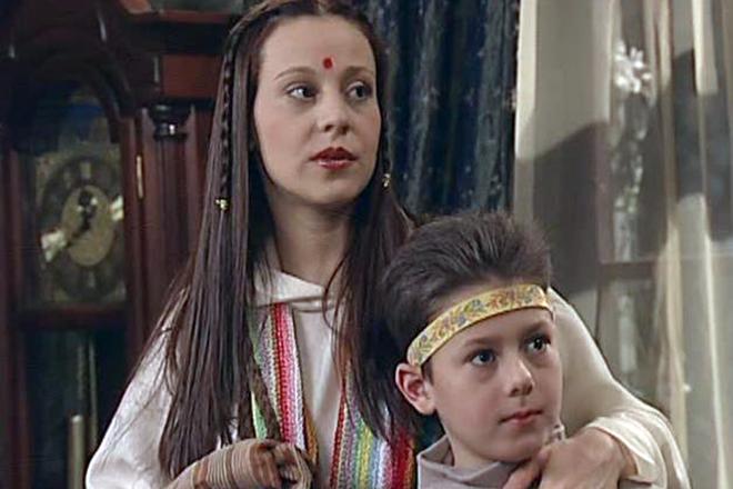 Анна Дубровская в сериале «Моя прекрасная няня»