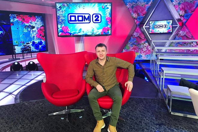 Илья Яббаров в 2018 году