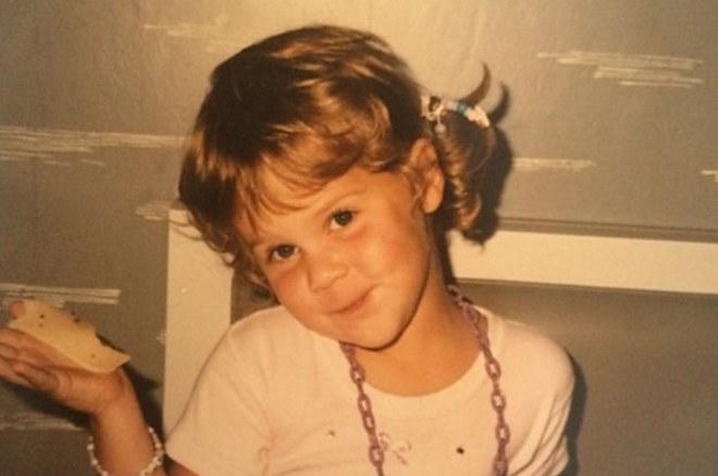 Эми Шумер в детстве