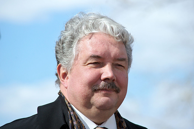 Политик Сергей Бабурин