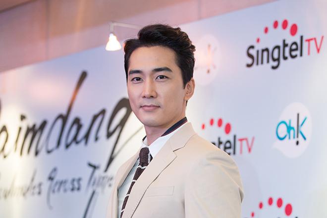 Сон Сын Хон в 2017 году