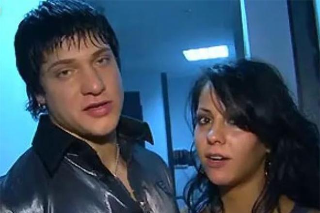 Елена Беркова и Иван Бельков