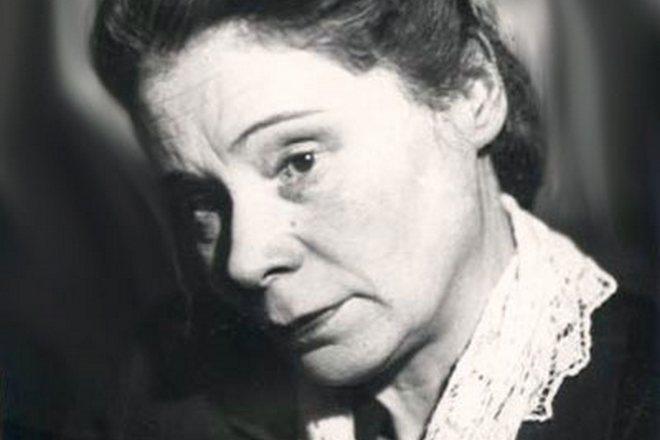 Актриса Ирина Мурзаева