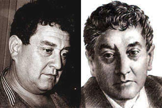 Портреты Виктора Драгунского