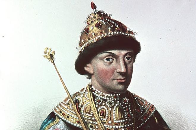 Портрет Федора Алексеевича