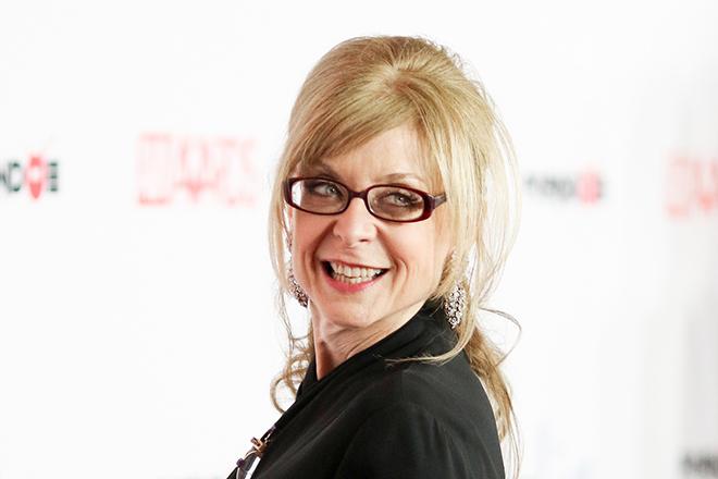 Нина Хартли в 2017 году