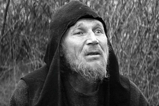 Иван Лапиков в фильме «Андрей Рублев»